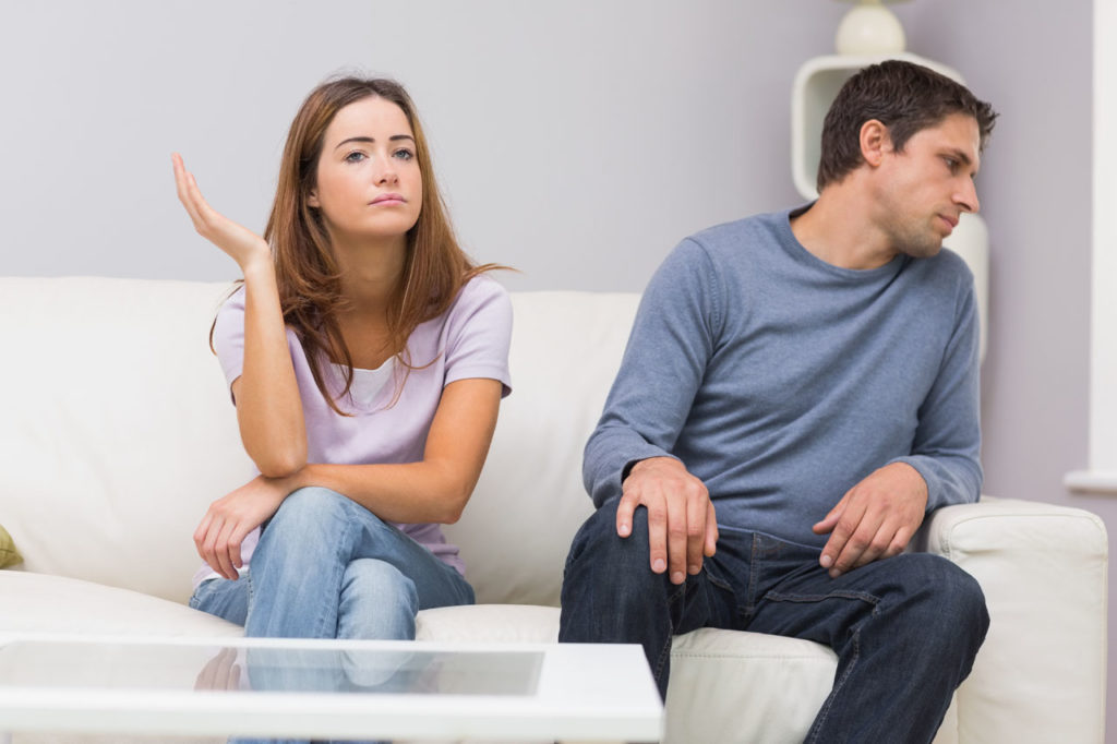 Couple - Mid Life Crisis