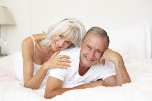 Sexy Older Couple